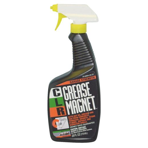 CLR Grease Magnet 26 Oz. All-Purpose Cleaner Garage Strength