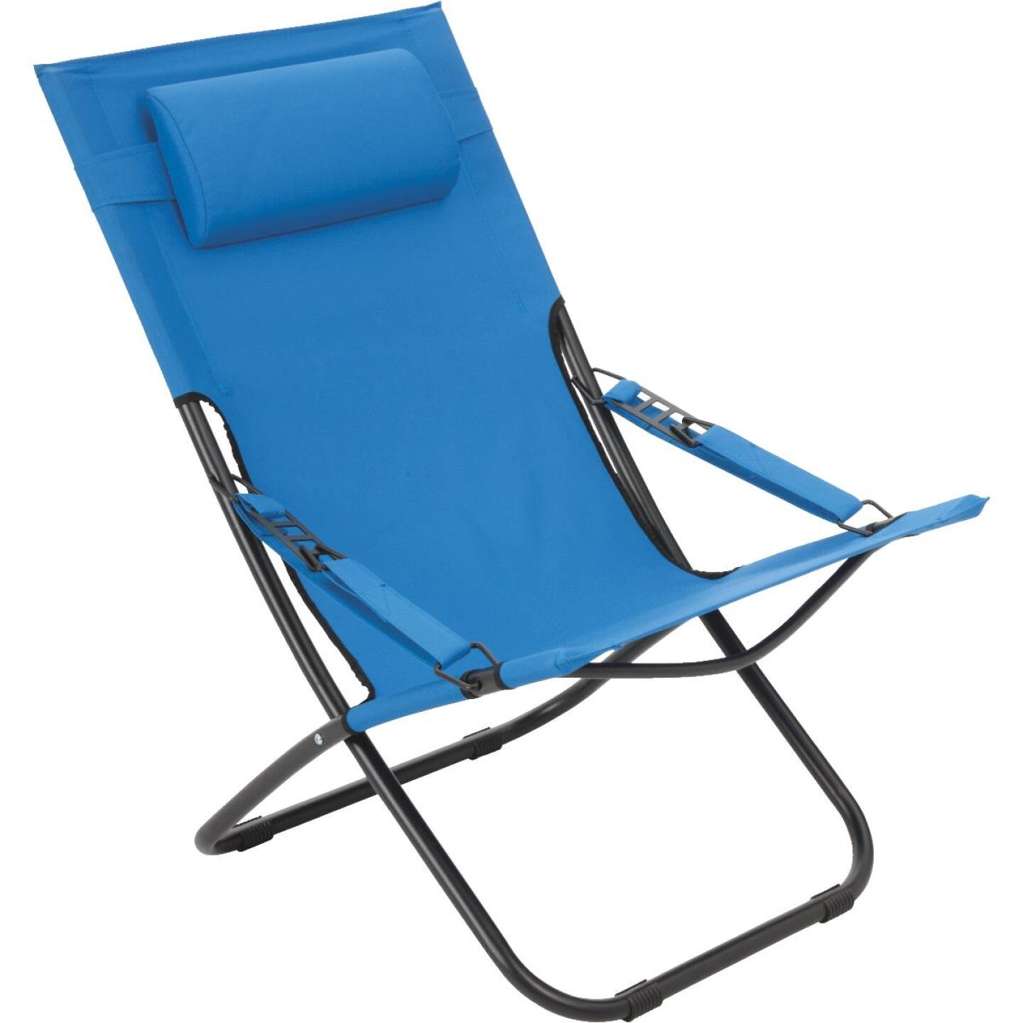 Prime Outdoor Expressions Folding Blue Hammock Chair With Headrest Bralicious Painted Fabric Chair Ideas Braliciousco